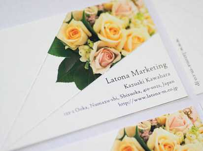 in ấn và thiết kế Name Card