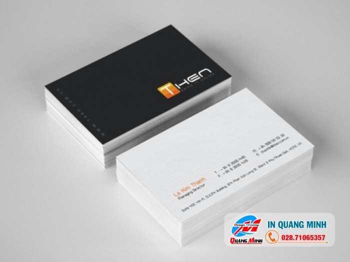 In name card quận tân phú