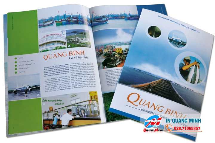 bảng giá in catalogue tphcm