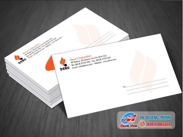In name card - card visit