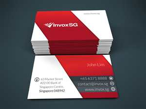 In Name Card Offset